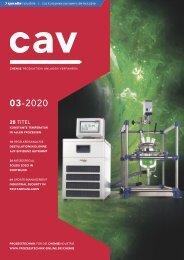 cav - Prozesstechnik für die Chemieindustrie 03.2020