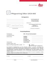 Brief Deutsch mit Logo - Leica Geosystems