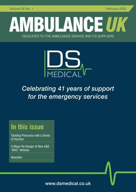 Ambulance UK Feb 2020