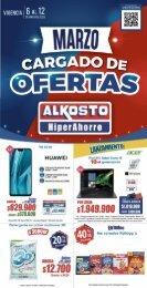 Ofertas Electrónica - Marzo