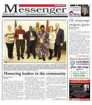 Southwest Messenger - March 8th, 2020