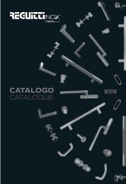 Catalogue Reguitti Inox