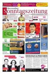 2020-03-08 Bayreuther Sonntagszeitung