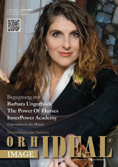 Orhideal IMAGE Magazin - August 2020