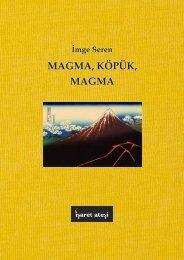 Imge Seren - Magma, Köpük, Magma