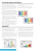 Simulation natürlichen Lichts - Filter zur Nachbildung ... - Lightpower - Seite 4