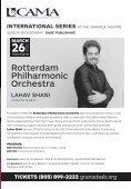 Benjamin Grosvenor, piano—Friday, March 13, 2020, Lobero Theatre, Santa Barbara, 8:00PM—CAMA's Masterseries - Page 7