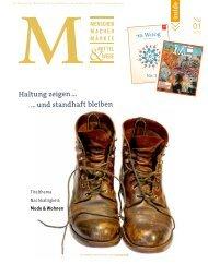 M das Magazin für Wirtschaft und Gesellschaft - Darmstadt No. 01 2020