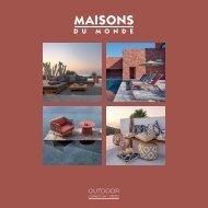 Maisons Du Monde 2020 jardin catalogue