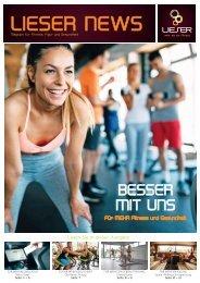 LIESER - Magazin