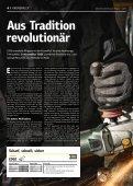 Gelb. Die Kundenzeitung von Klingspor - Ausgabe 1|2020 - Seite 4
