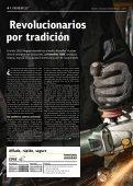 Amarillo. La revista de los clientes de Klingspor Edición 1|2020 - Page 4