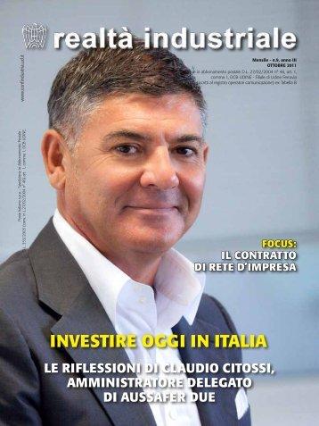 claudio citossi - Confindustria Udine