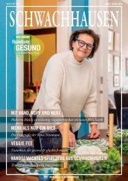 SCHWACHHAUSEN Magazin | März - April 2020