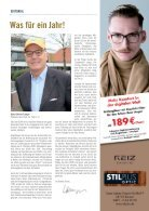 SCHWACHHAUSEN Magazin | März - April 2020 - Page 3