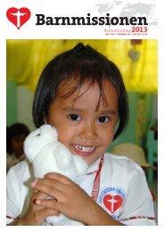 Barnmissionen verksamhetsberättelse 2013