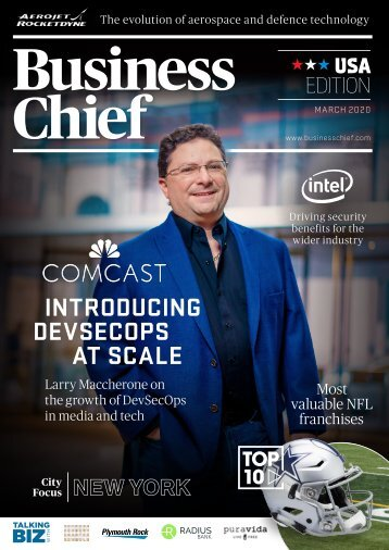 Business Chief USA March 2020