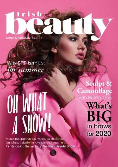 Irish Beauty March-April 2020 Issue 144