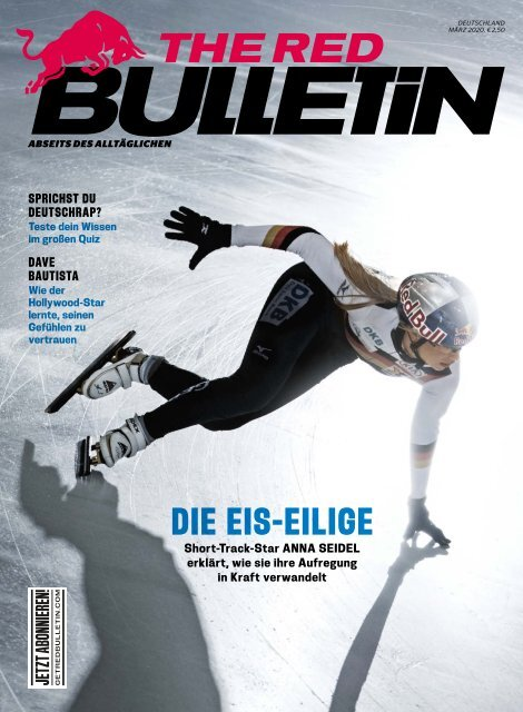 The Red Bulletin März 2020 (DE)