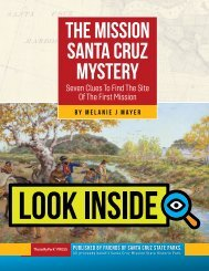 The Mission Santa Cruz Mystery