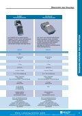TLS2200 / TLS PC Link? Etiketten-Übersicht nach Größe  - HTE - Page 7