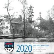 Bürgerinformation Kleinmachnow 2020