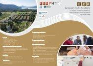 European Parks Academy