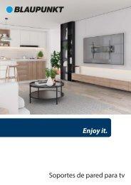 Blaupunkt - Catálogo Soportes de pared para TV