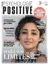 Feuilleteuse Psychologie Positive n°30