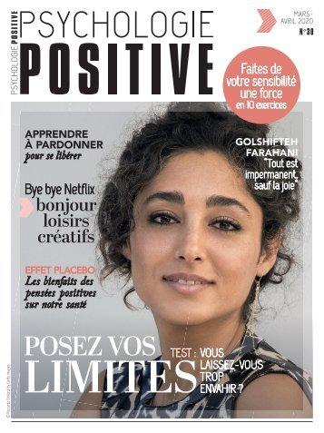 Psychologie Positive N°30