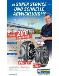 Frühjahrshandzettel Henry Türke GmbH