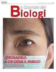 Il Giornale dei Biologi - N. 2
