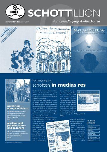 schotten in medias res - Alt-Schotten