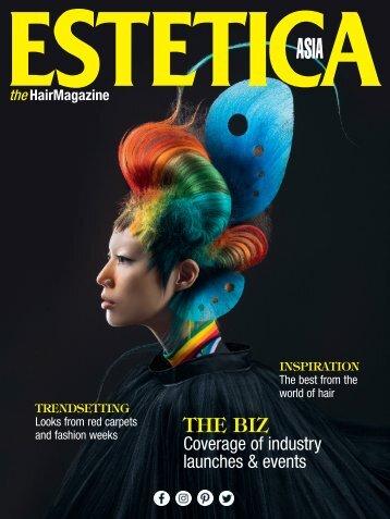 Estetica Magazine ASIA Edition (1/2020)