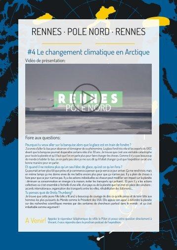 4- Le changement climatique en arctique 2020