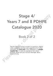 PDHPE_S4-7-8_Bk2_Catalogue_2020_INTERACTIVE