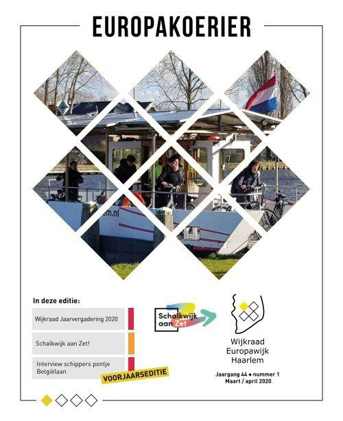 Wijkkrant Europawijk - Europakoerier februari 2020