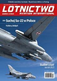 Lotnictwo Aviation International 3/2020 short