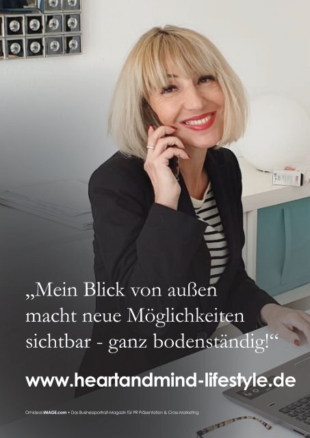 Orhideal IMAGE Magazin - April 2020