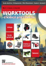 Worktools - Eficiență prin tehnică by Metatools Group