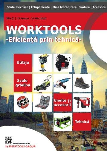 Worktools - Eficiență prin tehnică by Metatools Group