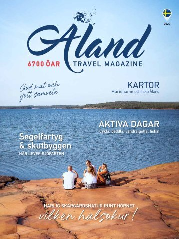 Åland Travel Magazine 2020