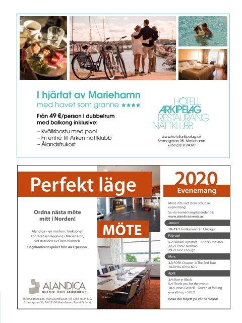 Åland Travel Magazine 2020