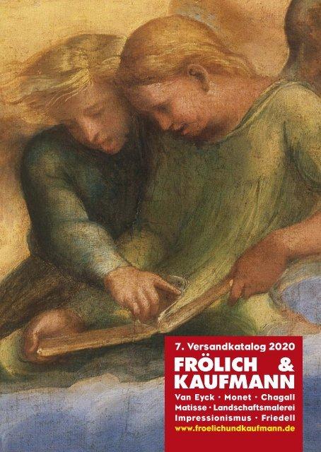 Frölich & Kaufmann 7. Versandkatalog 2020