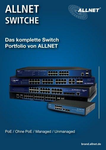 ALLNET Switche | Produktkatalog