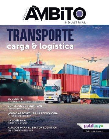 Transporte Carga y Logística