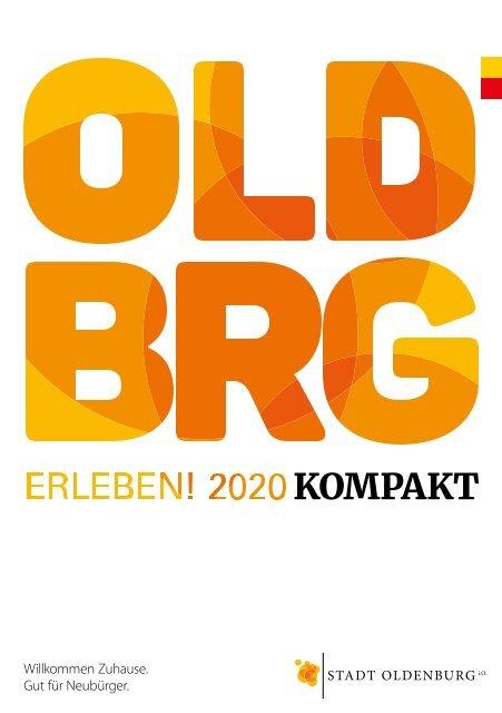 Oldenburg erleben! 2020 Kompakt