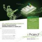 xProjekt – Projektmanagement - Seite 3