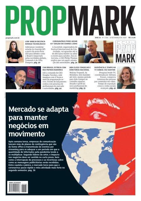 edição de 16 de março de 2020