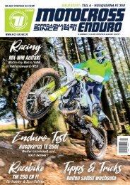 Motocross Enduro Ausgabe 04/2020
